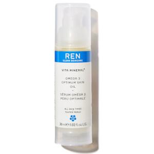 REN Vita Mineral™ 欧米伽 3 肌肤养护油