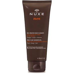 NUXE Men Multi-Use Shower Gel 200Ml(多功效沐浴率)