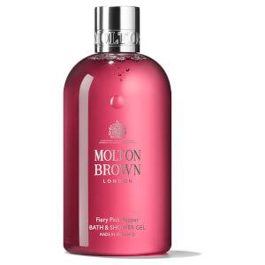 Molton Brown 热情粉红沐浴露 300ml
