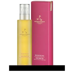 Aromatherapy Associates Renewing Rose按摩和Body油