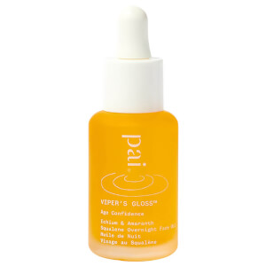 Pai Skincare Viper's Gloss, Echium and Amaranth Face Oil 30ml