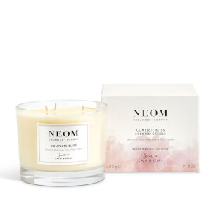 NEOM Organics 极致快乐香氛蜡烛 | 奢华款