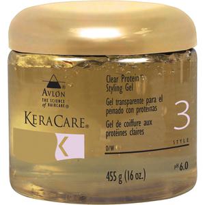 KeraCare 蛋白造型啫喱(透明)(16oz)