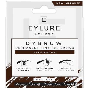 Eylure 爱潞儿专业眉毛染色剂 - 棕色