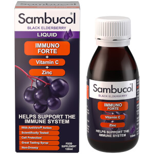 Sambucol 糖浆(120ml)