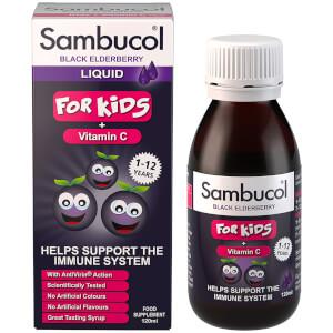 Sambucol 儿童配方 - 无味型 120ml