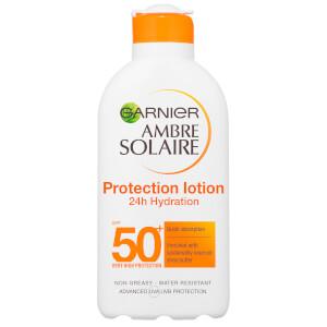 Garnier Ambre SolaireSPF50维生素C防晒乳(200毫升)