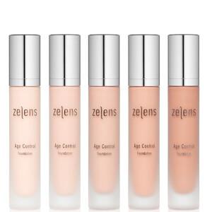 Zelens粉底液 | 控龄抗衰老