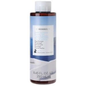 KORRES Natural Santorini Vine Shower Gel 250ml