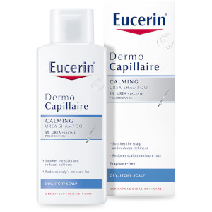 优色林® DermoCapillaire 舒缓尿素洗发水 250ml