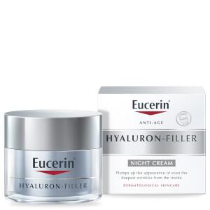 Eucerin® Anti-Age Hyaluron-Filler 晚霜 (50ml)