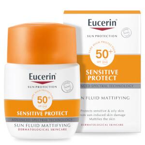 Eucerin®优色林水润面部防晒乳液 SPF 50(50 毫升)
