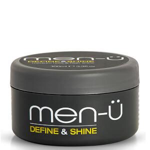men-ü Men's定型和光亮发蜡 (100ml)