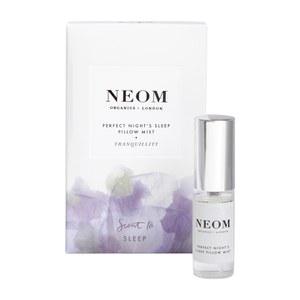 Neom Perfect夜间睡眠枕头喷雾Tranquillity (5ml)