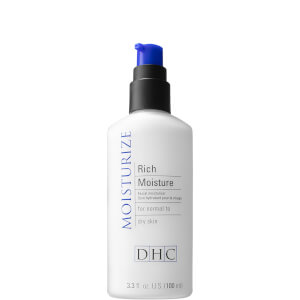 DHC 面部保湿霜 - 滋养型 100ml