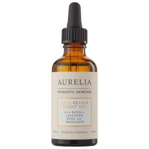 Aurelia Probiotic Skincare夜间细胞修复油50ml