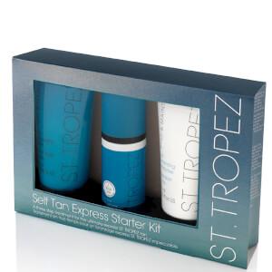 St. Tropez 美黑快速入门套件(价值 £23.50)