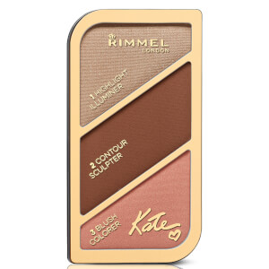 Rimmel Kate 塑颜光影粉调色板 (18.5g) - 003