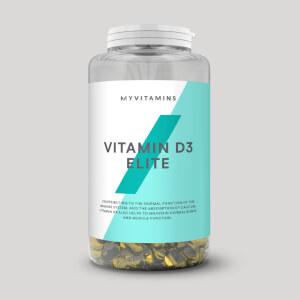 维生素 D3 胶囊 - 精英运动系列