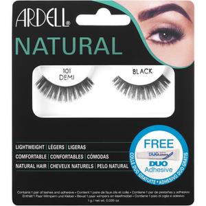 Ardell101高级自然睫毛(黑色)