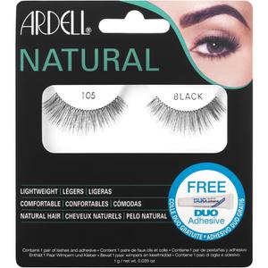 Ardell自然睫毛105 (黑色)