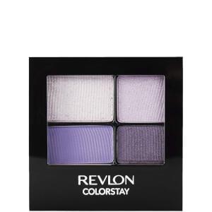 Revlon Colorstay 16 Hour Eyeshadow Quad - Seductive