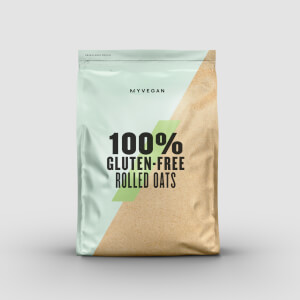 100% 无麸质燕麦片