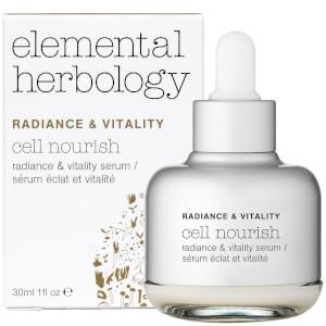 Elemental Herbology 细胞滋养光采活力精华