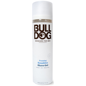 Bulldog 泡沫 Sensitive Shave 啫喱200ml