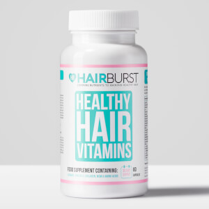 Hairburst 健康头发维生素胶囊   60 粒装
