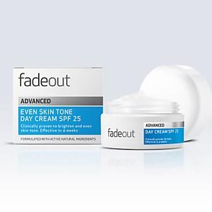 Fade Out 强化均衡肤质日霜 SPF 25 50ml