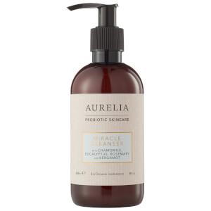 Aurelia 益生菌润肤奇迹洁面乳超大包装 240ml(售价 £76)