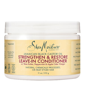 Shea Moisture Jamaican Black Castor Oil Strengthen, Grow & Restore Leave-In Conditioner 454g