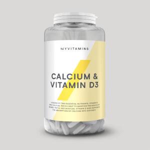 钙 + 维生素D3片