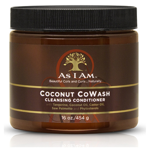 As I Am 椰子油清洁型洗护护发素 454 g