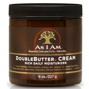 As I Am DoubleButter 日常保湿发乳 227 g