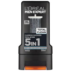 L'Oréal Paris 巴黎欧莱雅男士专家清洁沐浴露 300ML