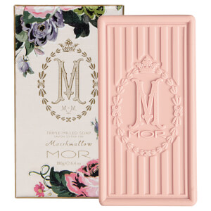 MOR 棉花糖系列三重研磨香氛香皂 180g