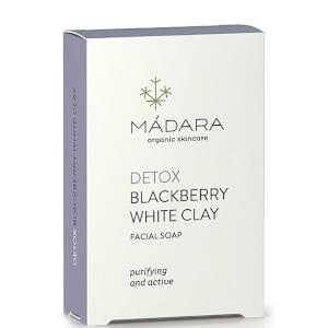 MÁDARA 黑莓白泥净澈洁面皂 70g