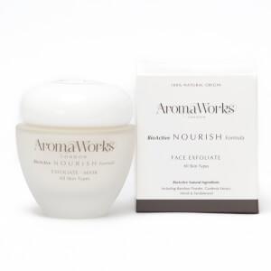 AromaWorks Nourish Face Exfoliate Mask 50ml