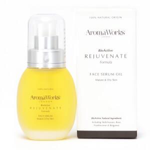 AromaWorks Rejuvenate Face Serum Oil 30ml