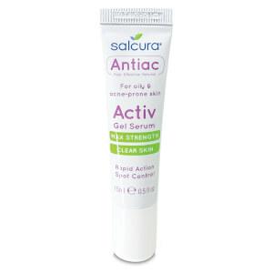 Salcura Antiac Activ 消炎舒缓精华啫喱 15ml