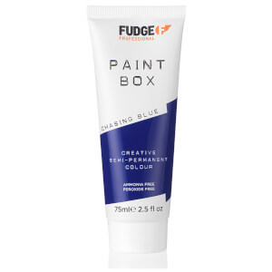 Fudge 颜料盒系列染发剂 75ml | 蓝色