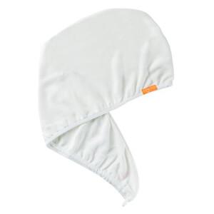 Aquis 单色奢华款干发帽 | 白色
