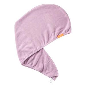 Aquis 单色奢华款干发帽 | 沙漠玫瑰红