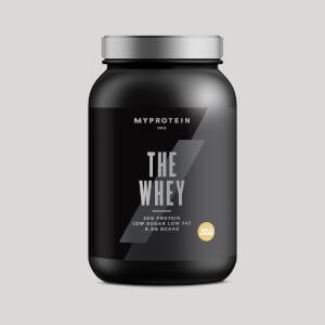 THE Whey 尖端乳清蛋白粉