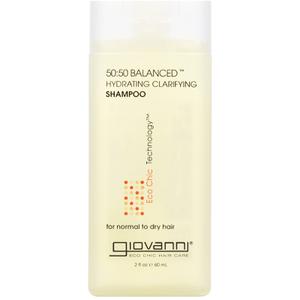 Giovanni 50/50 Balanced 50/50 平衡洗发水 60ml