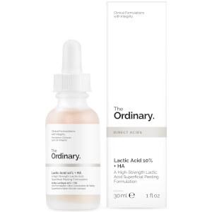 The Ordinary 去角质精华 | 乳酸 10% + 玻尿酸 2% 30ml