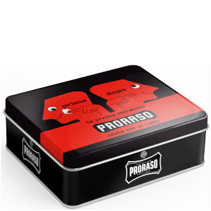 Proraso 男士珍藏精选铁盒套装   滋养型