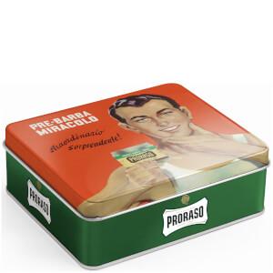 Proraso 男士珍藏精选铁盒套装 | 清新型